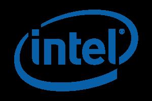 המגנט המיוחד - לוגו של Intel